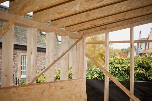Extensions - A1 Timber Frame Limited